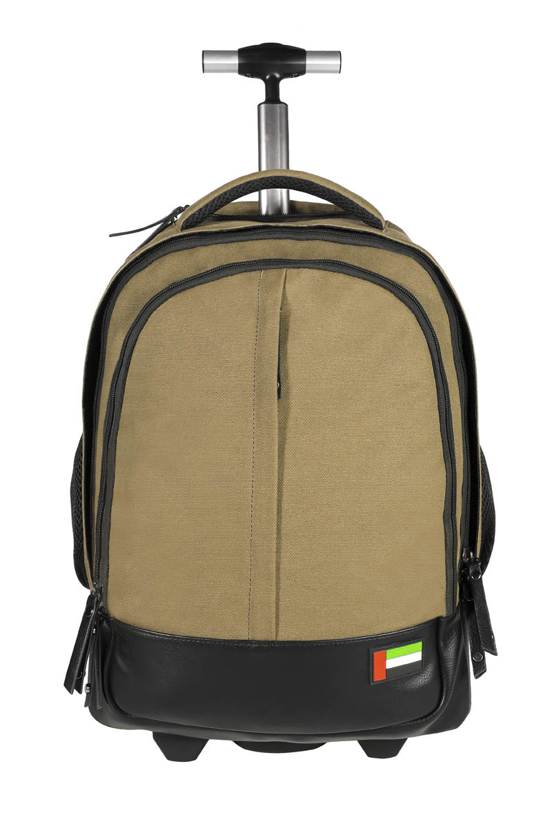 Qalby trolley backpack